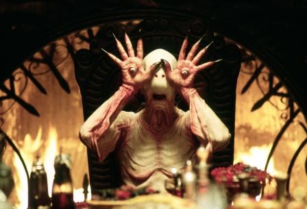 Extrait de séqence du merveilleux Laberinto del Fauno de Guillermo del Toro,